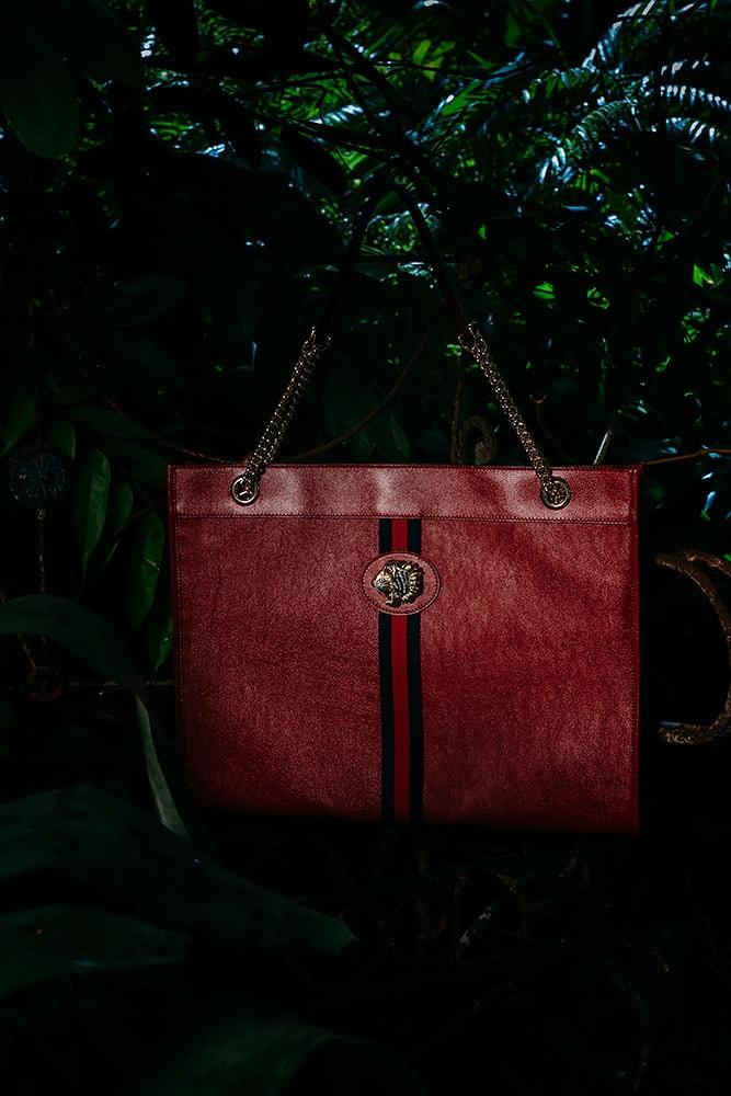 9c09c389ba2c Gucci Rajah Tote Large Red - PurseBlog