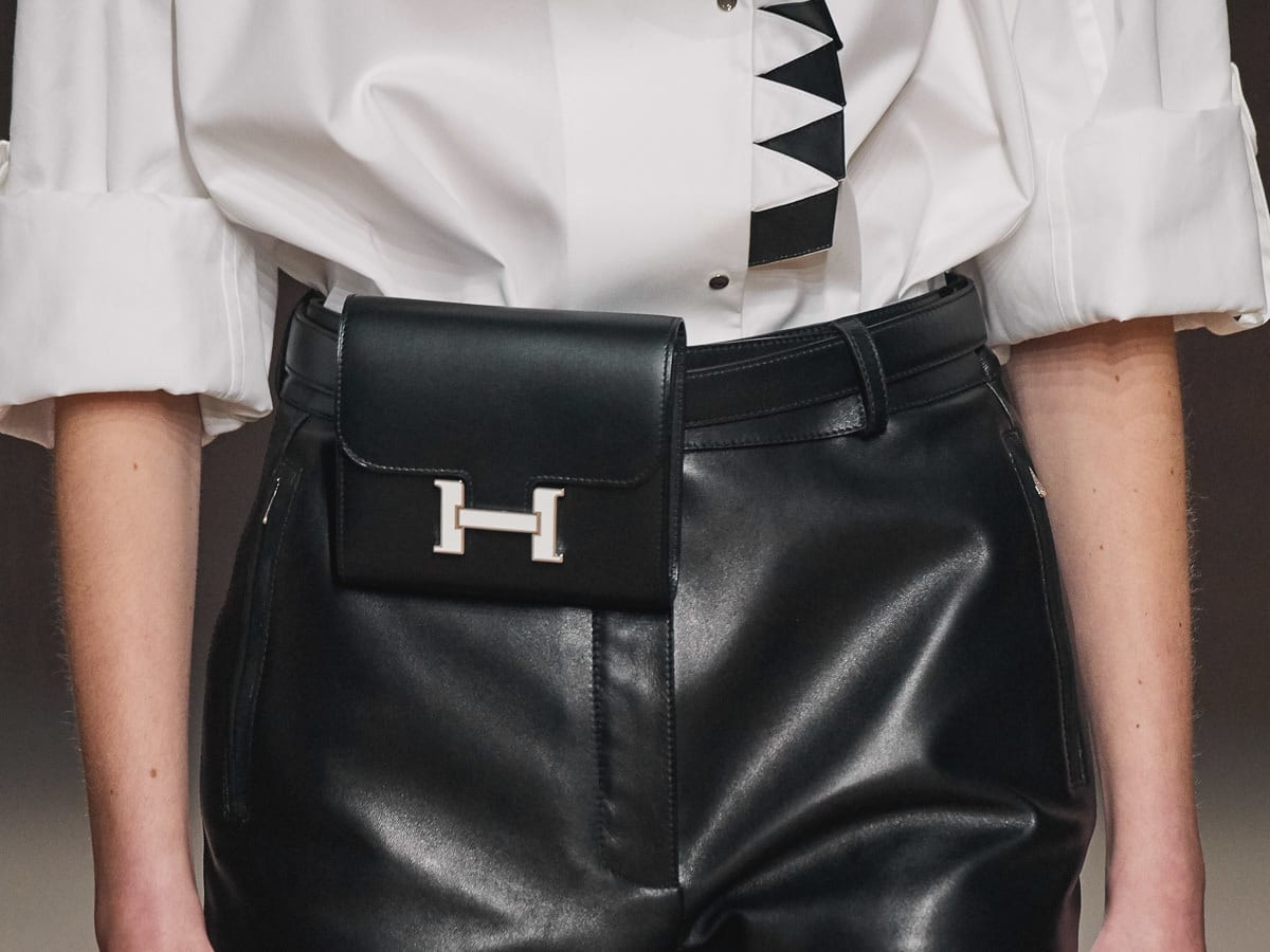 65d56747efd0 See Every Bag from the Hermès Fall 2019 Runway Show - PurseBlog