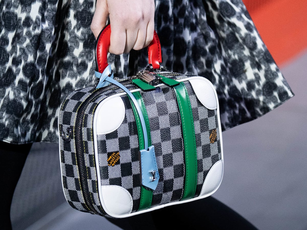 9d0beef2e26e Louis Vuitton Banks Big on Mini Bags for Fall 2019 - PurseBlog