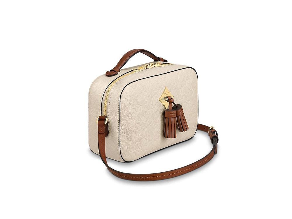 96efc8c43020 Louis Vuitton s Incredibly Popular Saintogne Bag Now Comes in ...