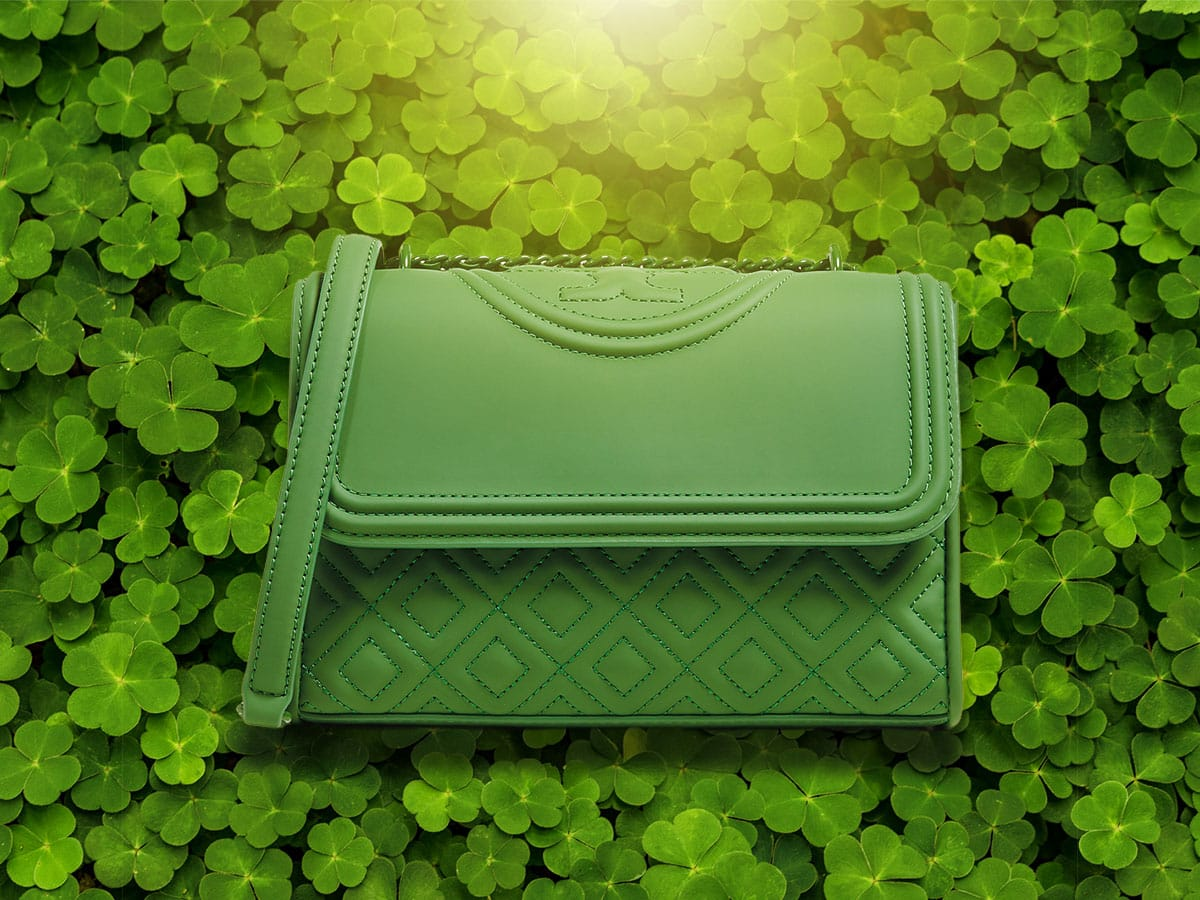 c8cfbe1a035 These Green Bags Will Have You Feeling Lucky on St Patrick s Day ...
