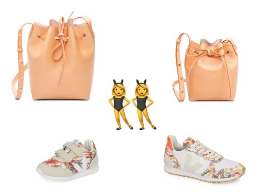 I Would Totally Twin Millie With This Shoe And Bag Combo