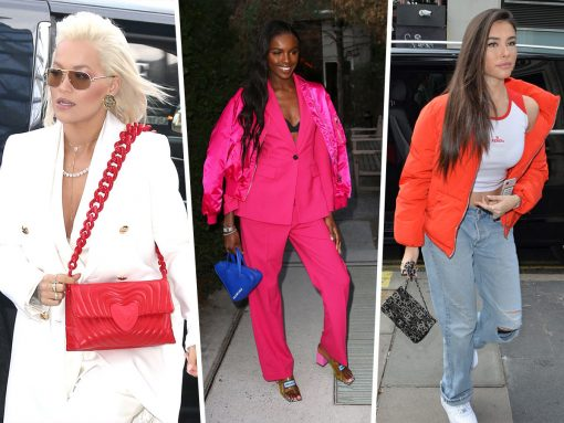 Celebs Turn to Balenciaga, Louis Vuitton and Chanel for Their Event Needs