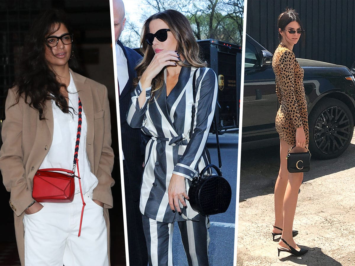 31ac2ad3bfdc Luxe Celeb Bag Picks Totally On Point
