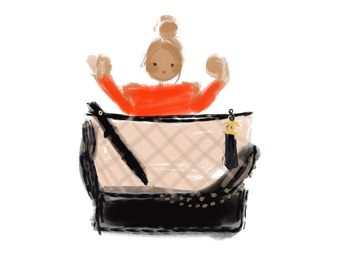 f66036e5f2d5 Can the Chanel Gabrielle Bag Stand the Test of Time? - PurseBlog