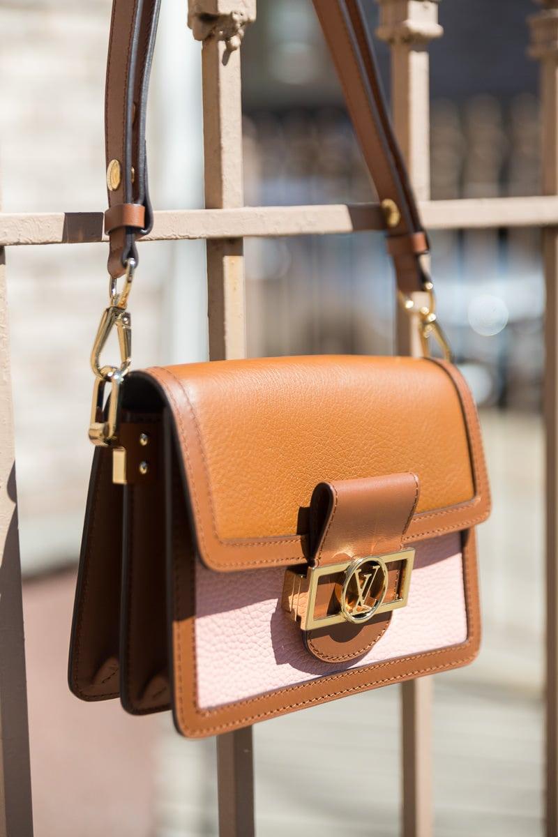 6a7435ba Introducing the Louis Vuitton Mini Dauphine Bag - PurseBlog