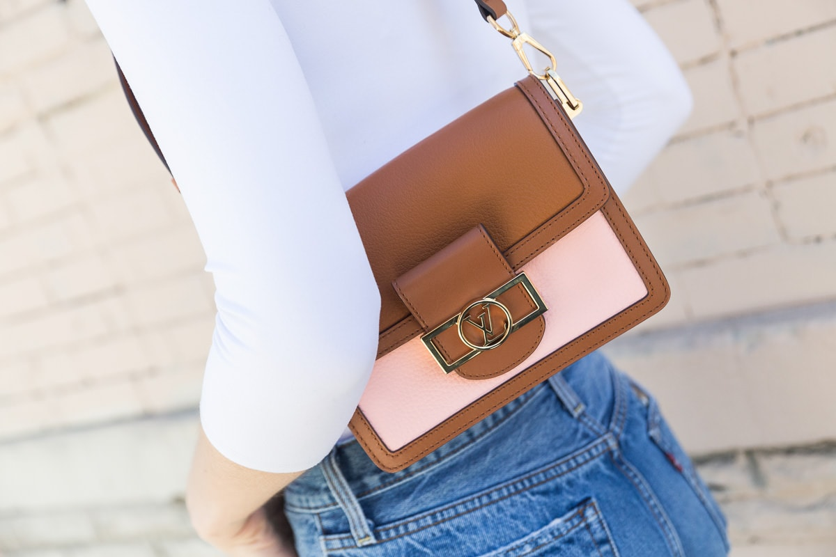 e22dcac145b Introducing the Louis Vuitton Mini Dauphine Bag - PurseBlog