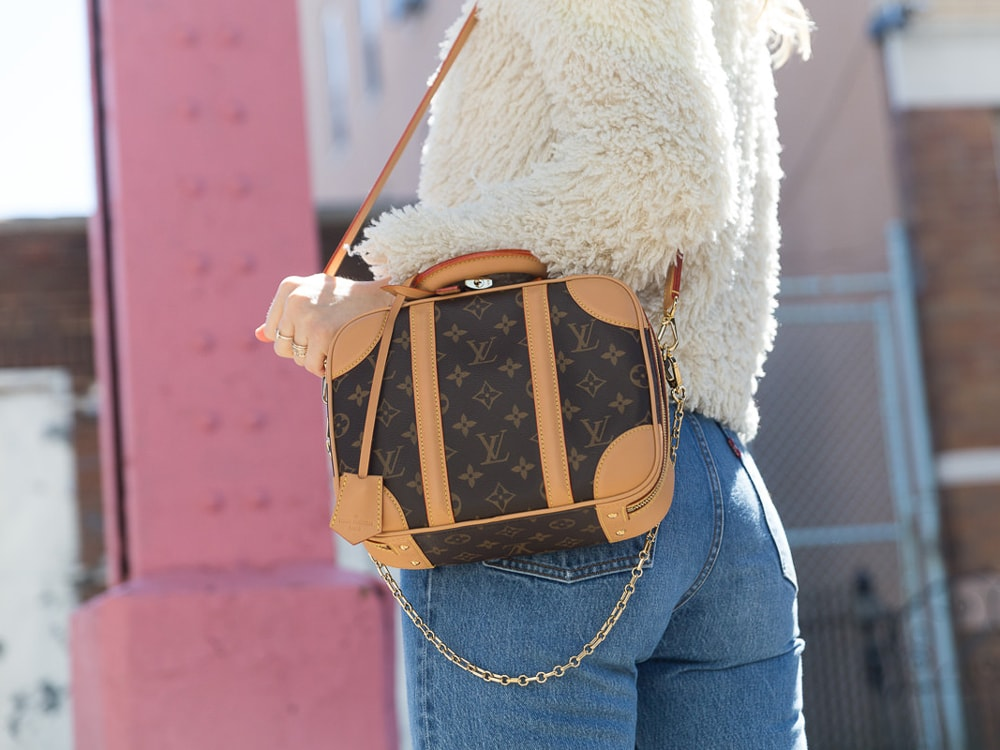 A Closer Look At The Louis Vuitton Mini Luggage Bag