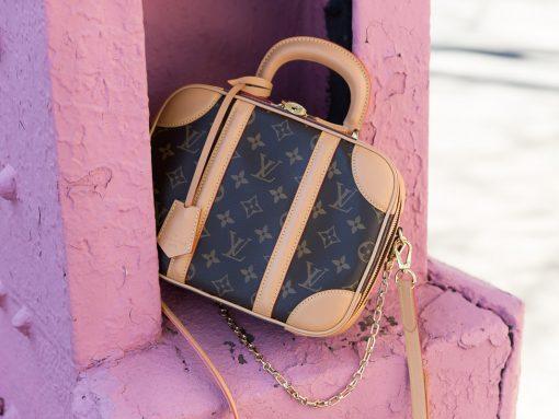A Closer Look at the Louis Vuitton Mini Luggage Bag