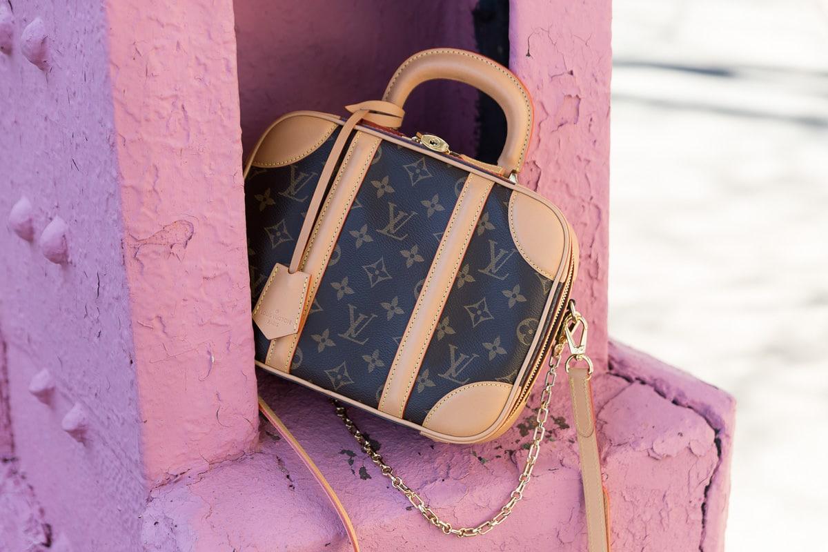 374d1b6119c45a A Closer Look at the Louis Vuitton Mini Luggage Bag - PurseBlog