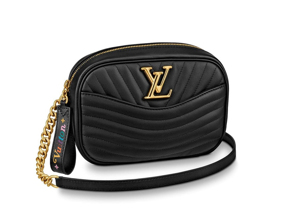 Introducing The Louis Vuitton New Wave Camera Bag Purseblog