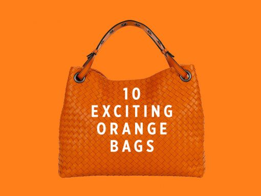 10 Exciting Orange Bags to Kick Off Summer