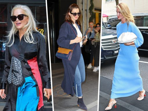 Celebs Handle Pre- and Post-Met Gala Affairs with Bags from Gucci, Stalvey and Bottega Veneta