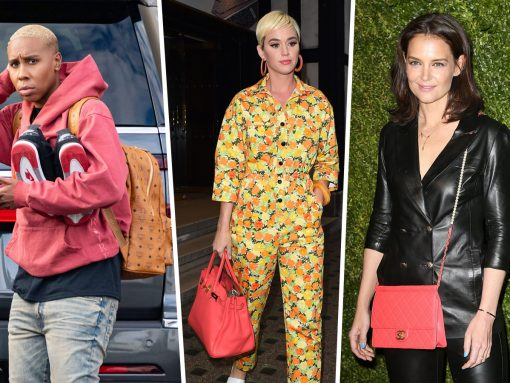 Celebs Flock to New York With Bags From Chanel, Prada and Staud