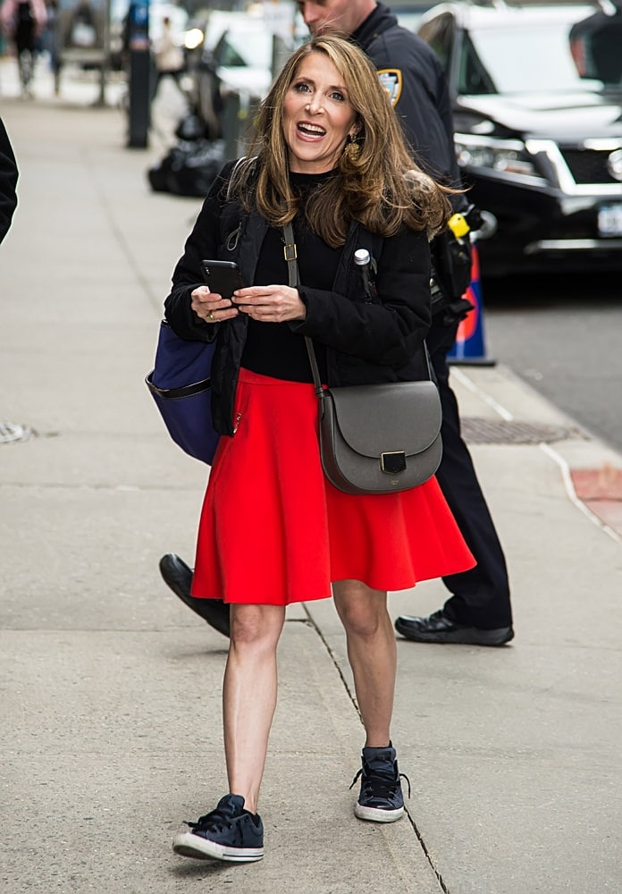 Celebs Get Funky With Furry Pink Chanels And New Givenchy Bags Purseblog