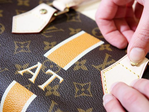 To Do or Not to Do: Monogramming Your Bags