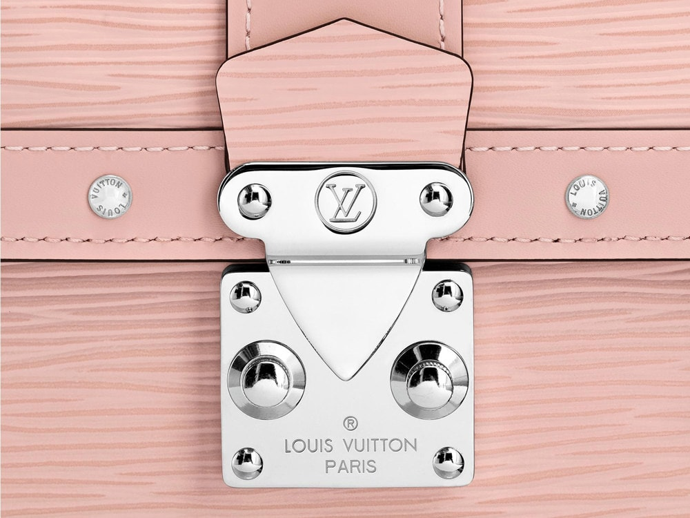 Introducing the Louis Vuitton Trunk Chain Wallet