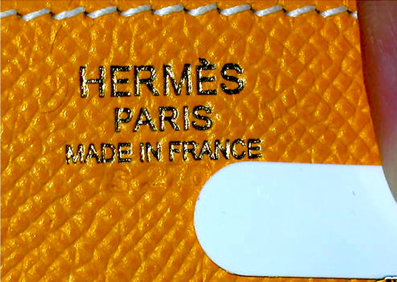 Hermes Sale Stamp