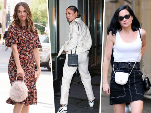 Celebs Favor Compact Crossbodys and Totes from Dior, Gucci and Medea Prime