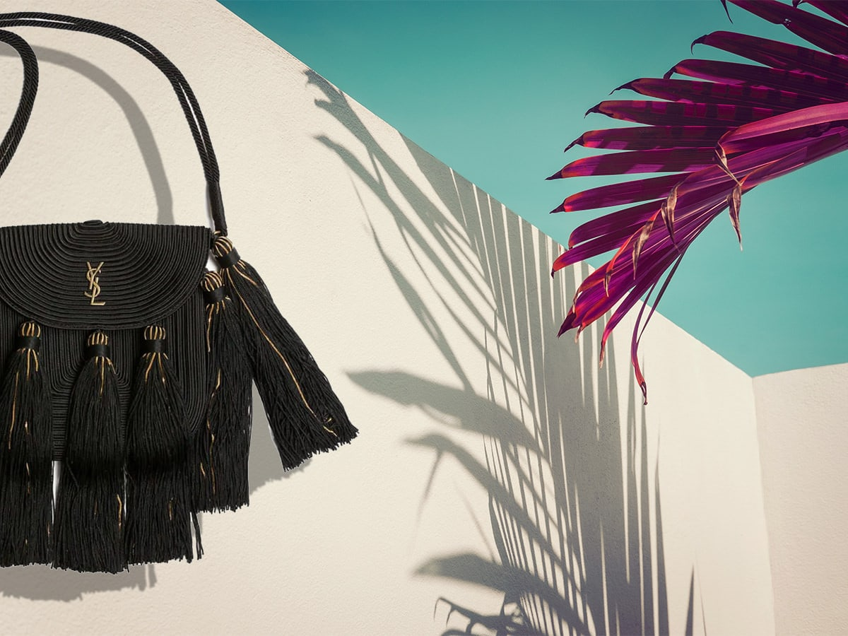 Tropical Bags for Summer