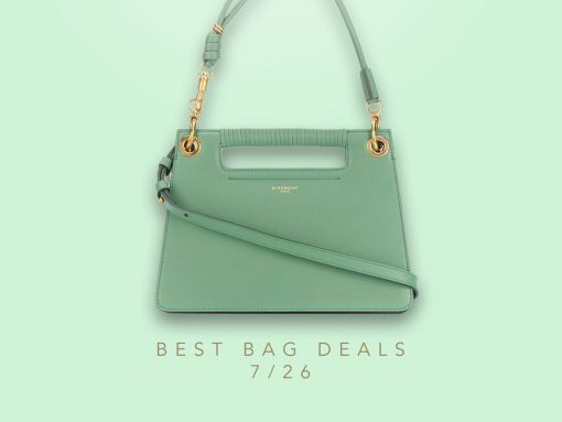 The 12 Best Bag Deals for the Weekend Of July 26