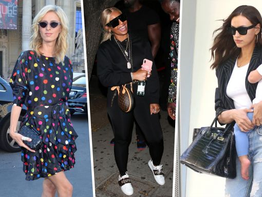 Paris Couture Week is Overrun with Celebs Carrying Valentino and Chanel