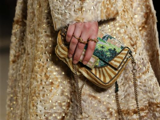 Fendi's Fall 2019 Couture Bags Are Everything Couture Bags Should Be