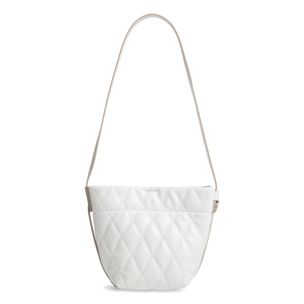 29a6949c3 Givenchy Mini GV Quilted Leather Bucket Bag (Was $1,590, Now $798)