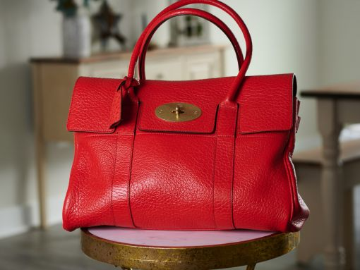 I've Been Wearing My Mulberry Bayswater on Repeat All Summer