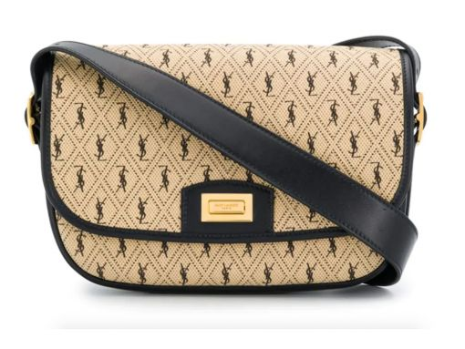Love It or Leave It: Saint Laurent's All Over Monogram Canvas
