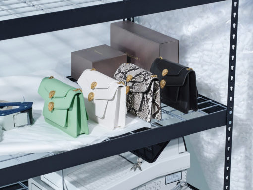 Alexander Wang Collaborates With Bulgari to Reimagine Its Iconic Serpenti Bag