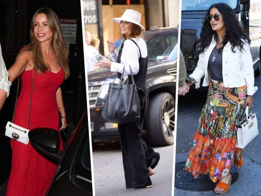 Celebs Flaunt Their Whitest White Bags from Gucci, Dolce & Gabbana, and Saint Laurent