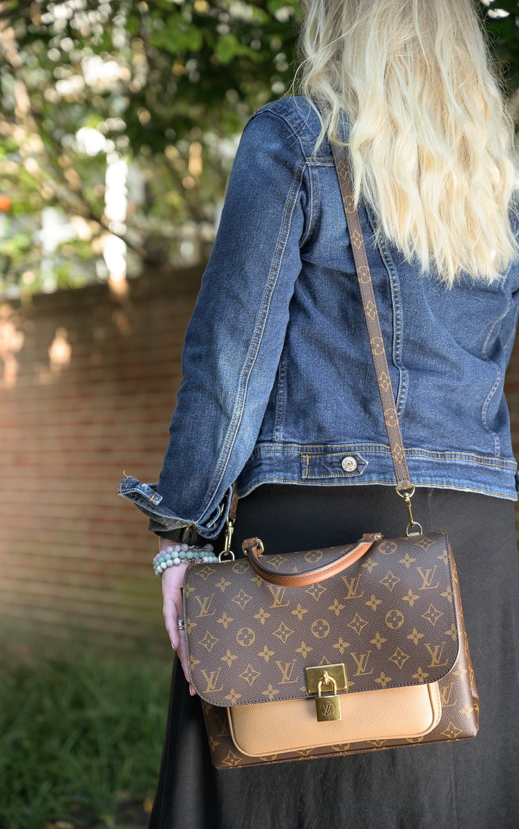 Pursesonals  Louis Vuitton Marignan