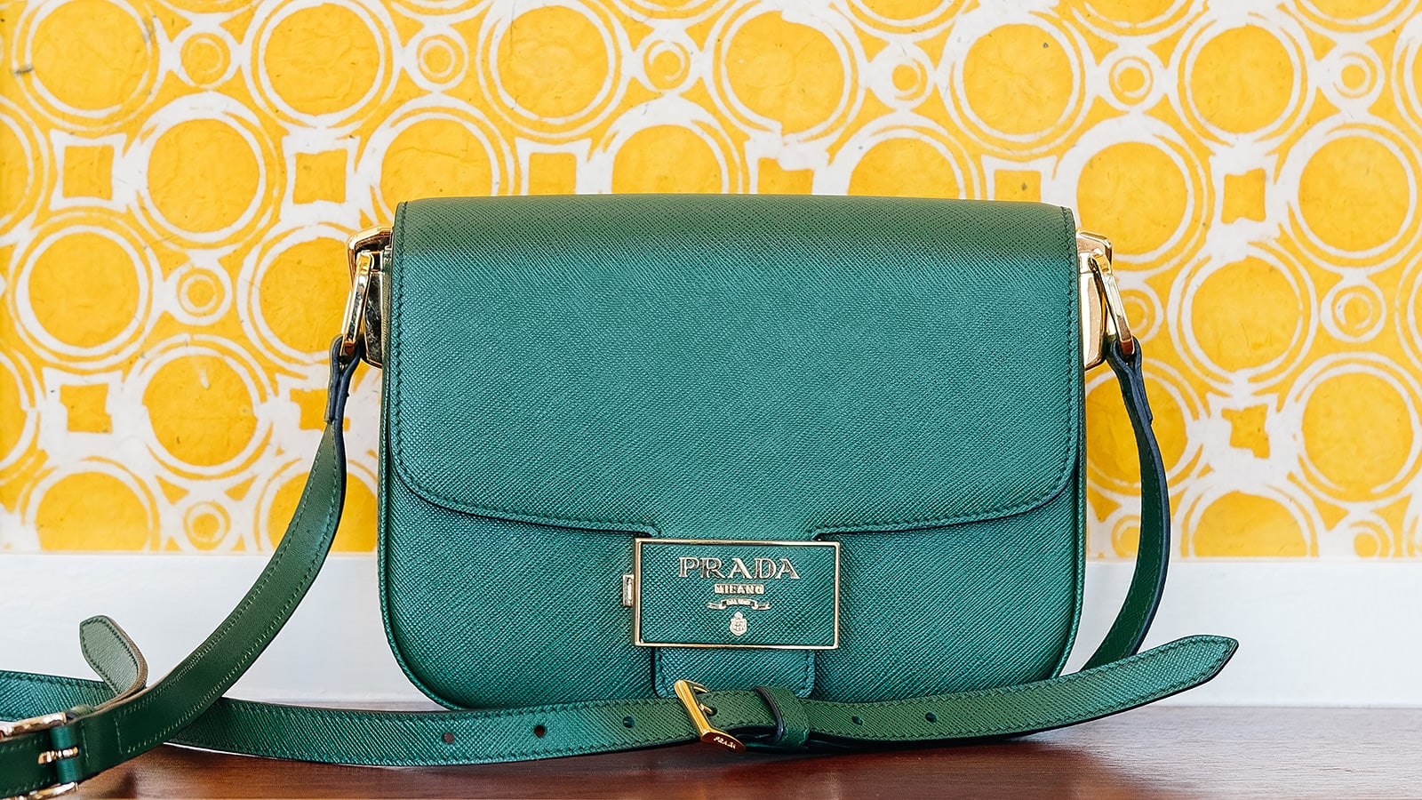 Sophisticated, Timeless, and Pretty: Introducing the Prada Emblème Bag