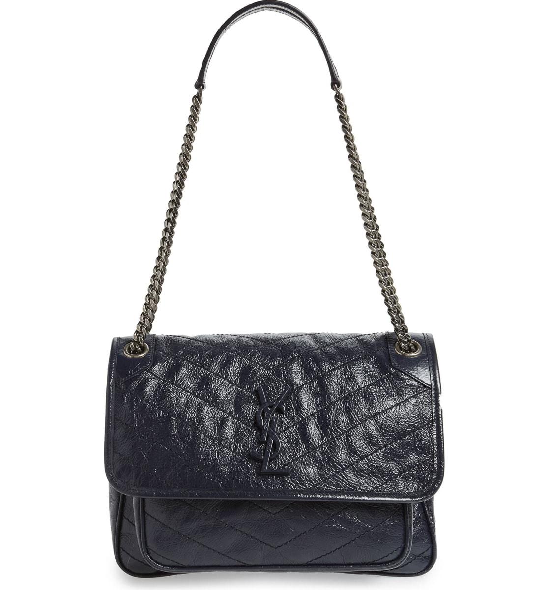 What Do We Think of the Saint Laurent Niki Shoulder Bag?
