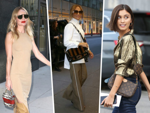 NYFW-Goers Show Off the Latest Bags from Chloé and Louis Vuitton