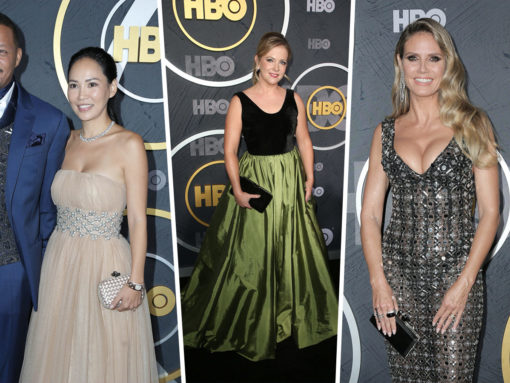 Celebs Up Their Clutch Game at 2019 Emmys Afterparties