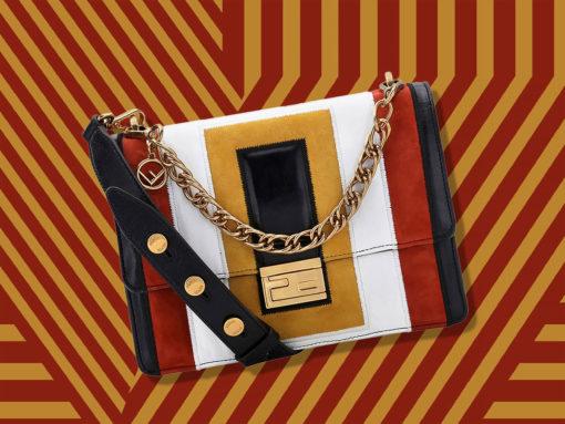 Love It or Leave It? Colorblocked Handbags