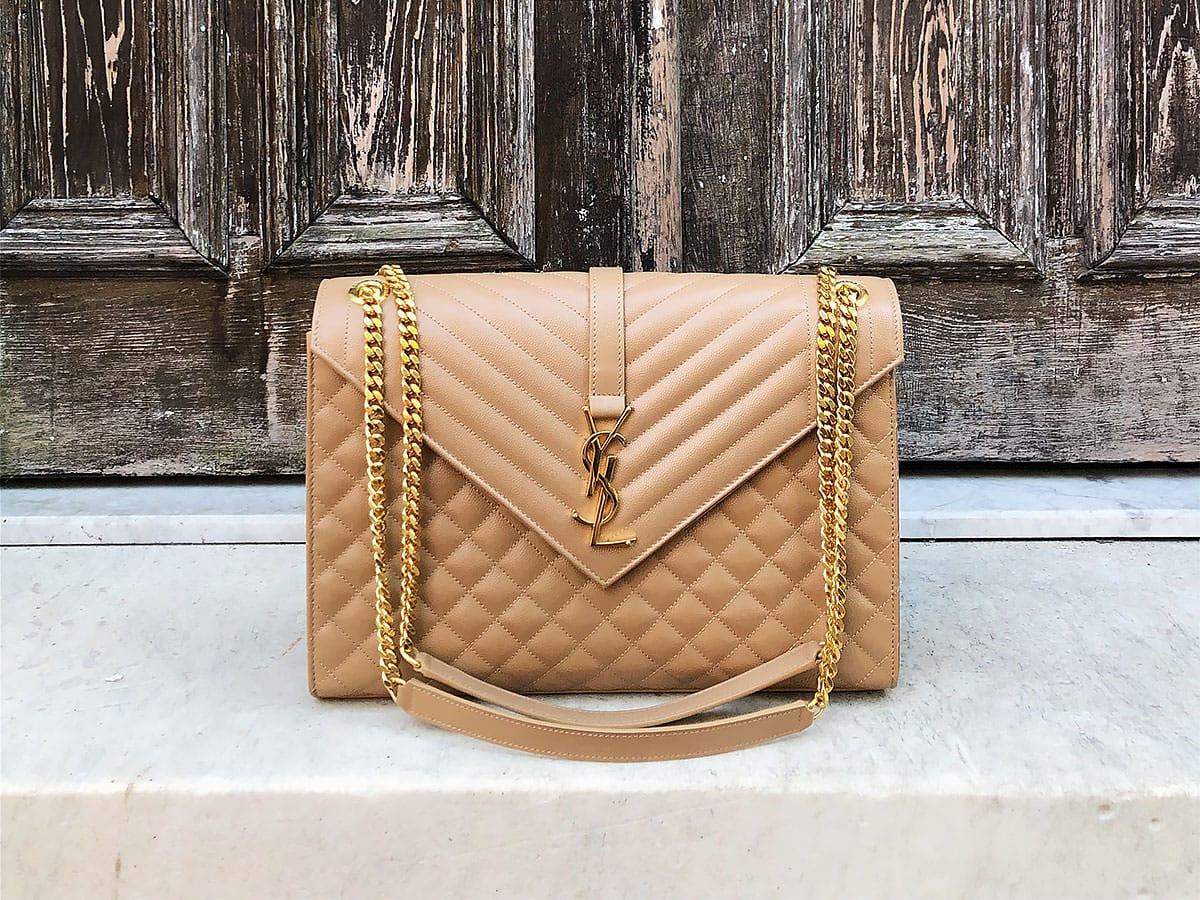 Pursesonals Saint Laurent Envelope Bag Purseblog
