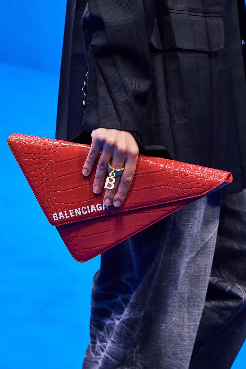 Your First Look At Balenciaga U2019s Spring 2020 Bags