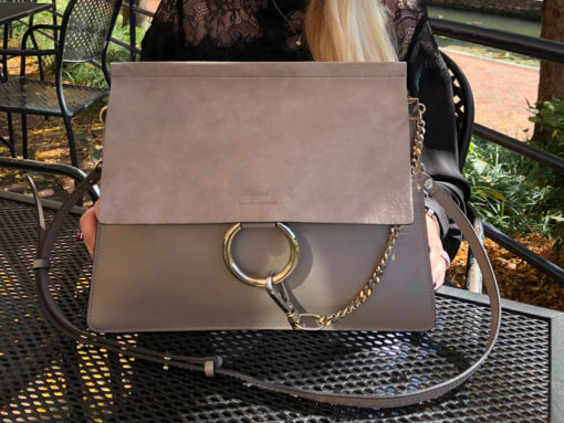 Pursesonals: Chloé Faye Shoulder Bag