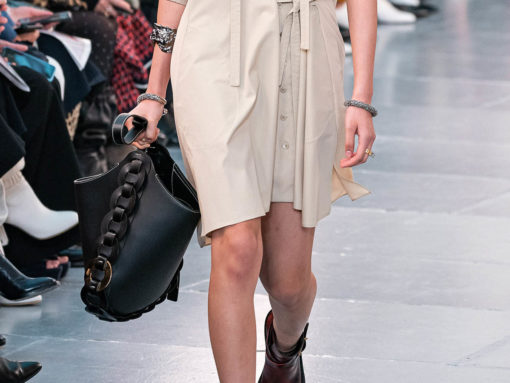 Your First Look at Brand New Chloé Bags Straight From the Spring 2020 Runway