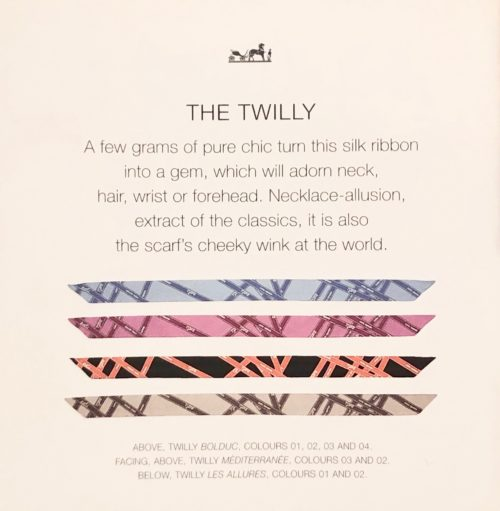 More Original Twilly Info
