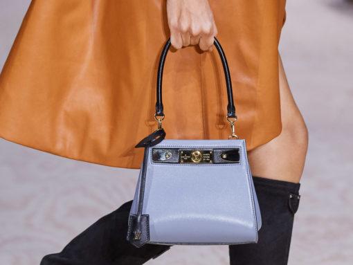 At Louis Vuitton, Handbag Genius Nicolas Ghesquiere Introduces New Designs for Spring 2020