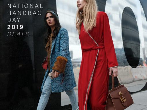 The Best Bag Deals for National Handbag Day