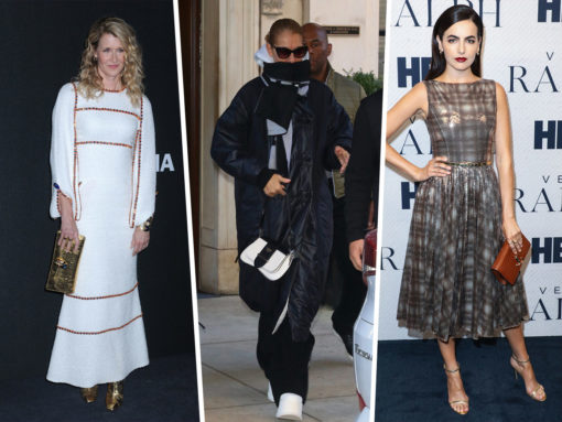 Celebs are Fêted While Carrying Bags from Tory Burch and Chanel