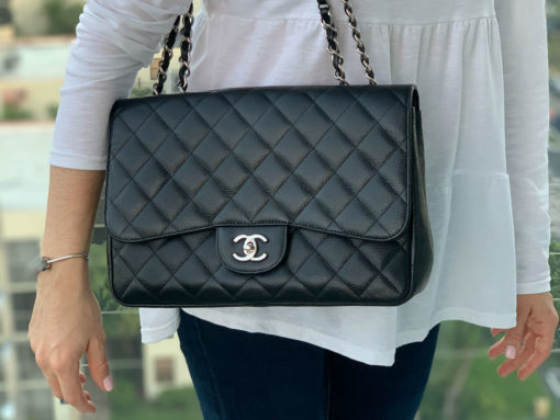 Purseonals: A 2011 Chanel Jumbo Classic Single Flap Bag