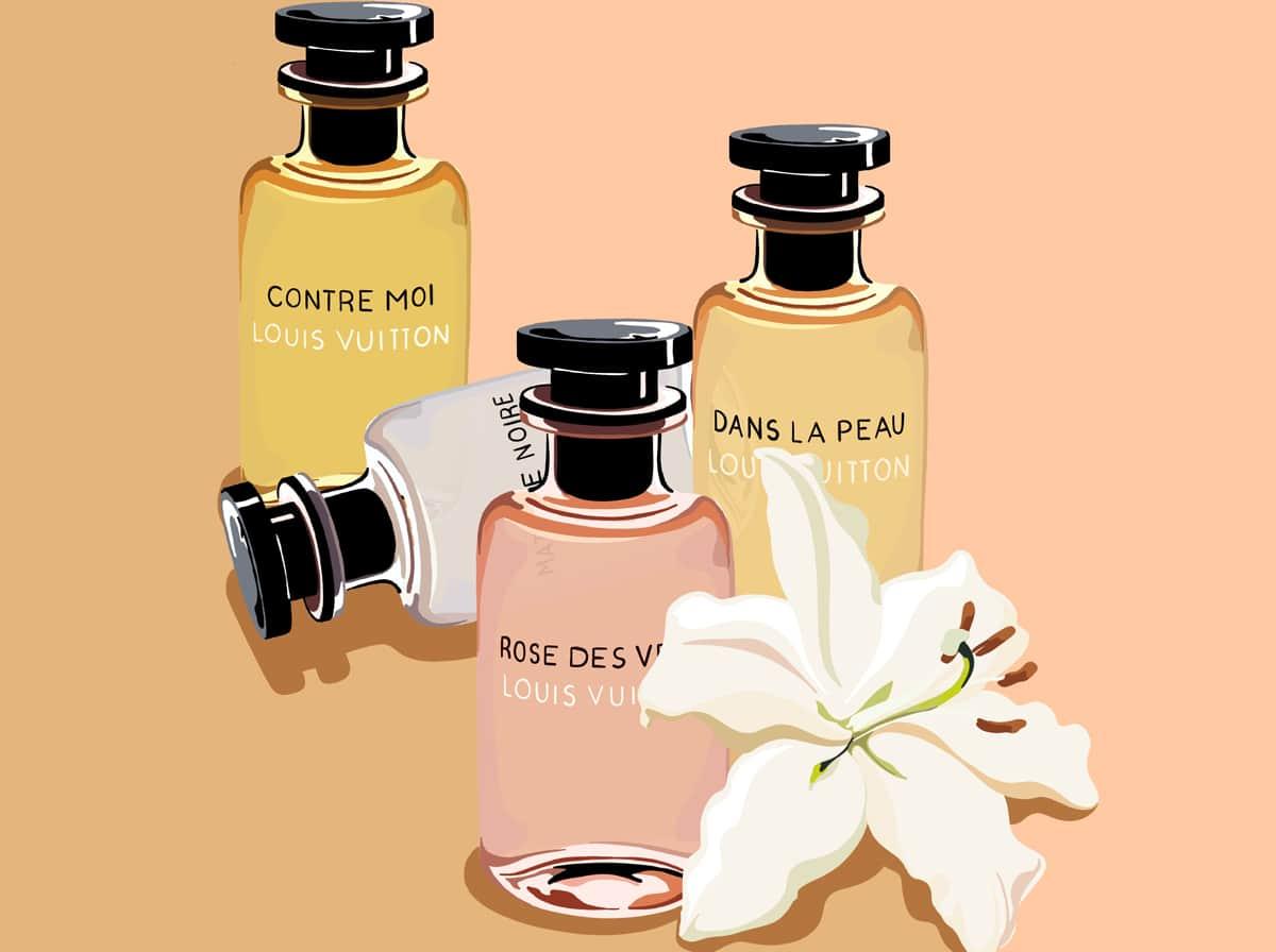 Louis Vuitton Perfumes Make The Perfect Signature Scent Purseblog