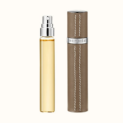 Fragrance Leather Case and Refill