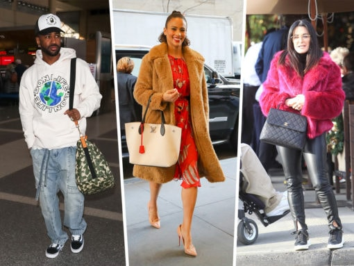 Celebs Get Whimsical with Camo, Snakeskin, Cats and Unicorns